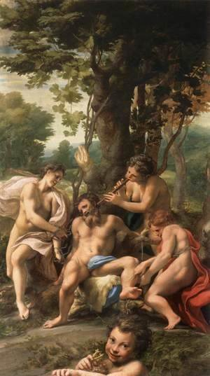 Correggio (Antonio Allegri) - Allegory of Vices