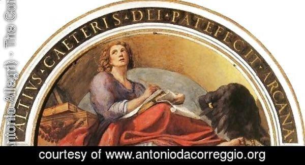 Correggio (Antonio Allegri) - The Complete Works - St  John