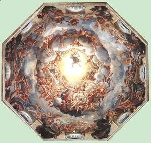 Correggio (Antonio Allegri) - Assumption Of The Virgin