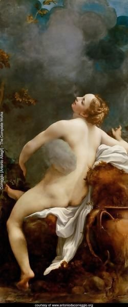 Jupiter and Io (Giove e Io)